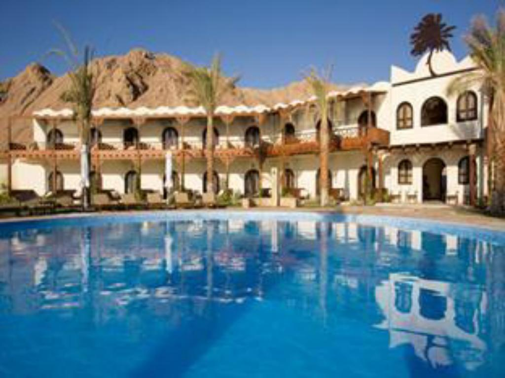 Swimming pool Dahab Paradise Hotel