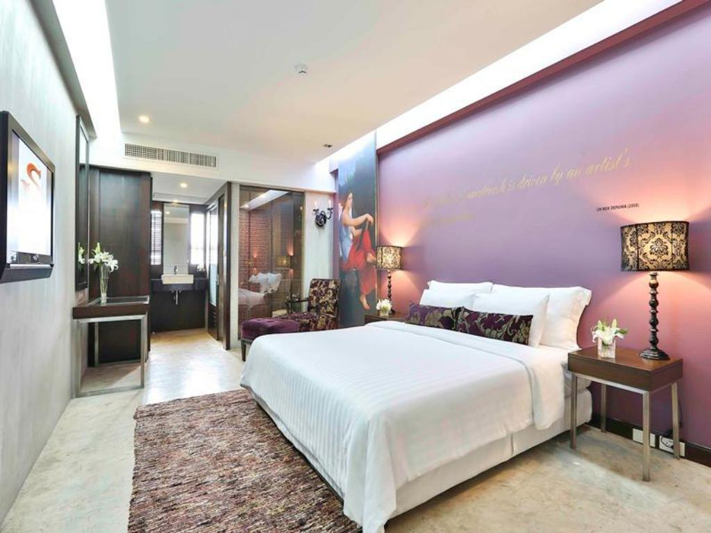 S Room - Guestroom Sunbeam Hotel Pattaya
