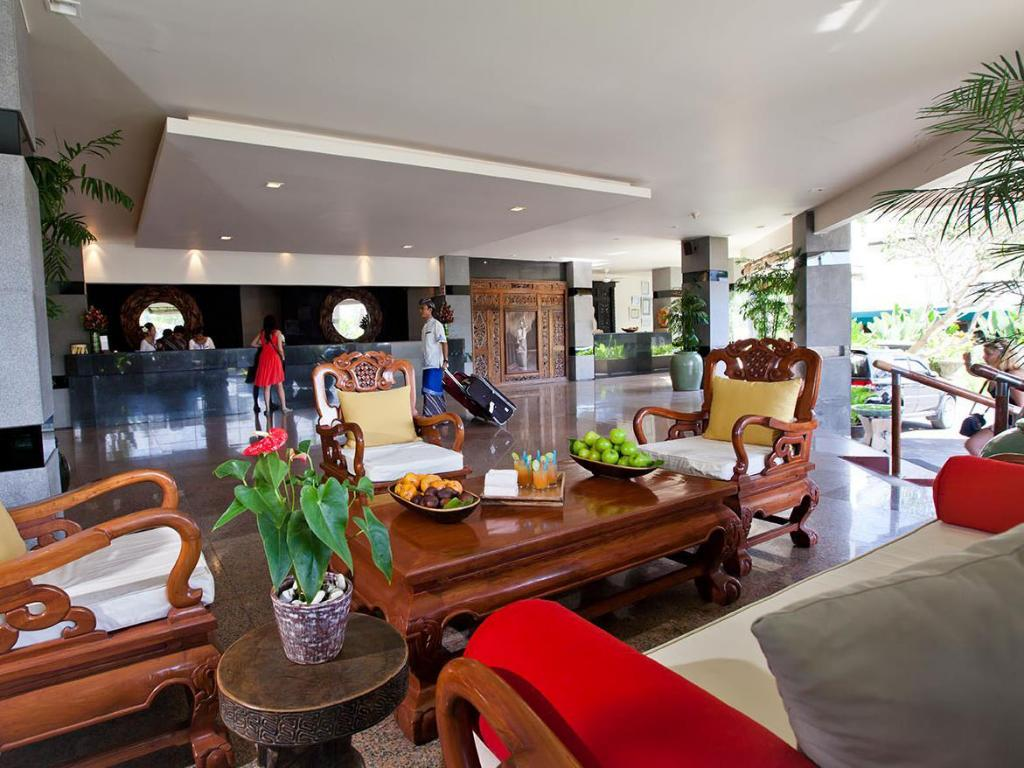 Interior view The Breezes Bali Resort & Spa