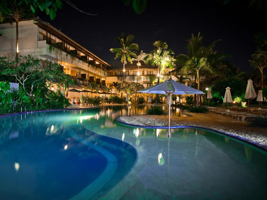 Best price on the breezes bali resort spa in bali reviews for Bali spa resort