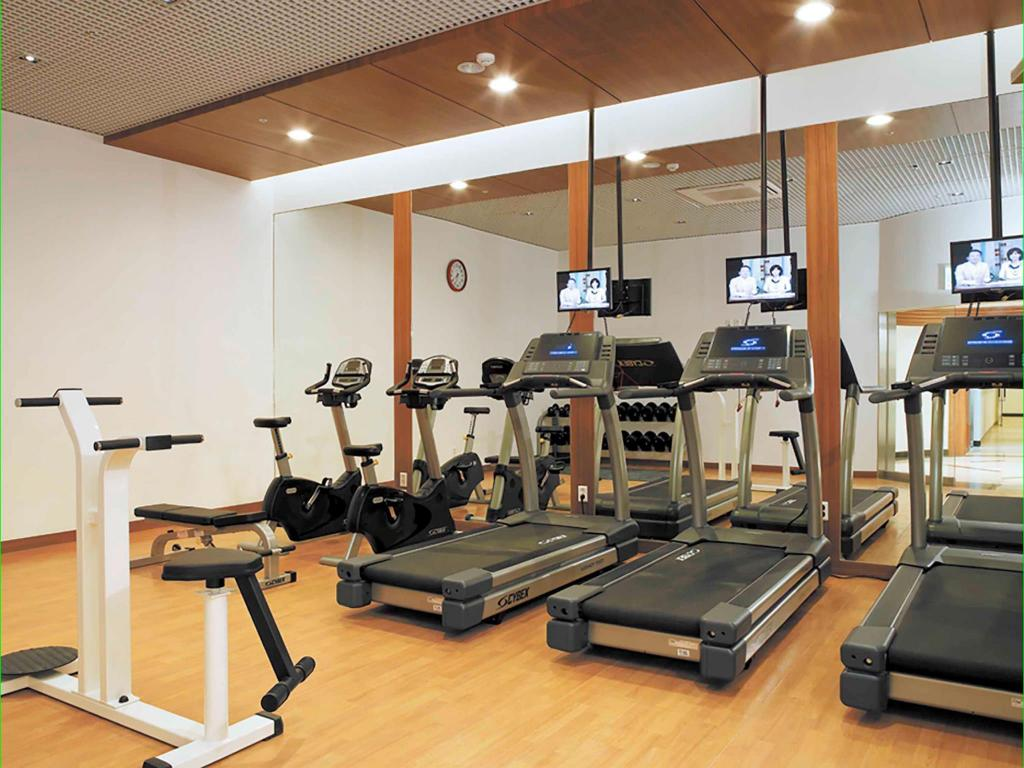 Fitness center Ibis Ambassador Suwon