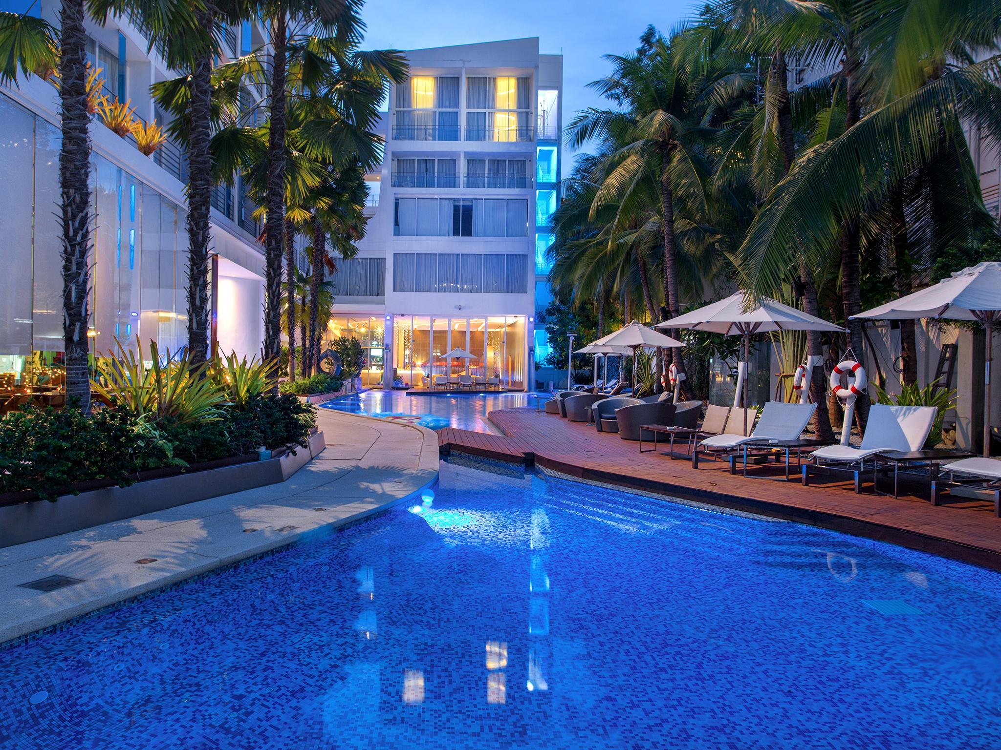 Pattaya Hotels - truly royal holidays