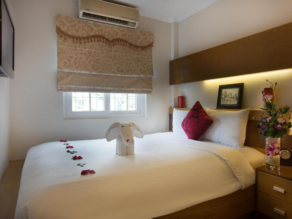 Superior Double Bed Room - Bed La Storia Ruby Hotel