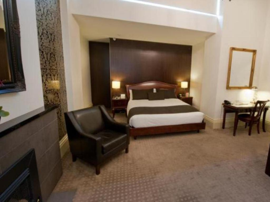 Heritage Executive - Guestroom Quality Inn Heritage on Lydiard
