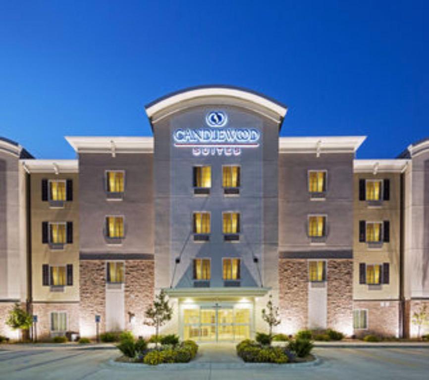 Candlewood Suites San Antonio Airport  San Antonio  Tx   United States