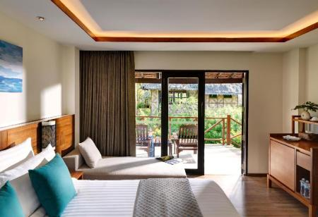 Superior Room - Bed Phi Phi Island Village Beach Resort