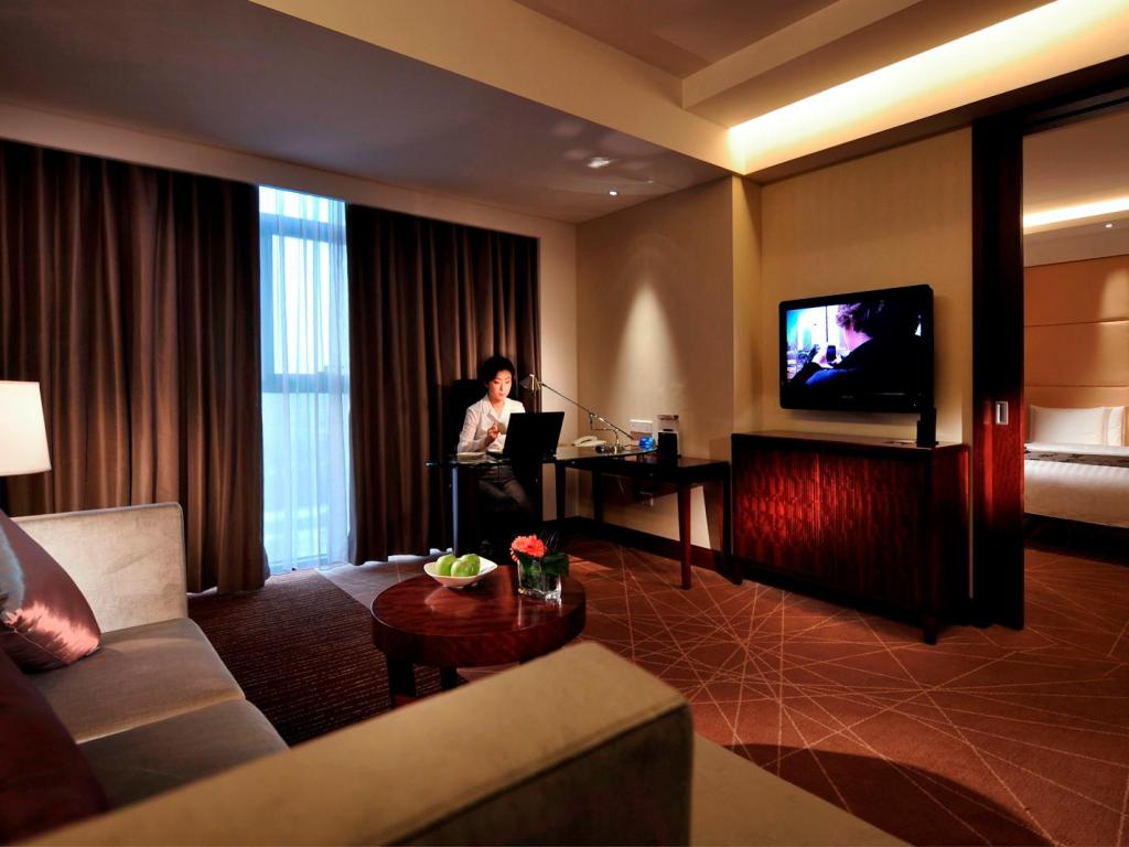 See all 35 photos Crowne Plaza Beijing International Airport