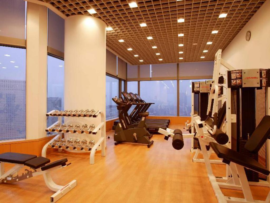 gym The Strings by InterContinental Tokyo