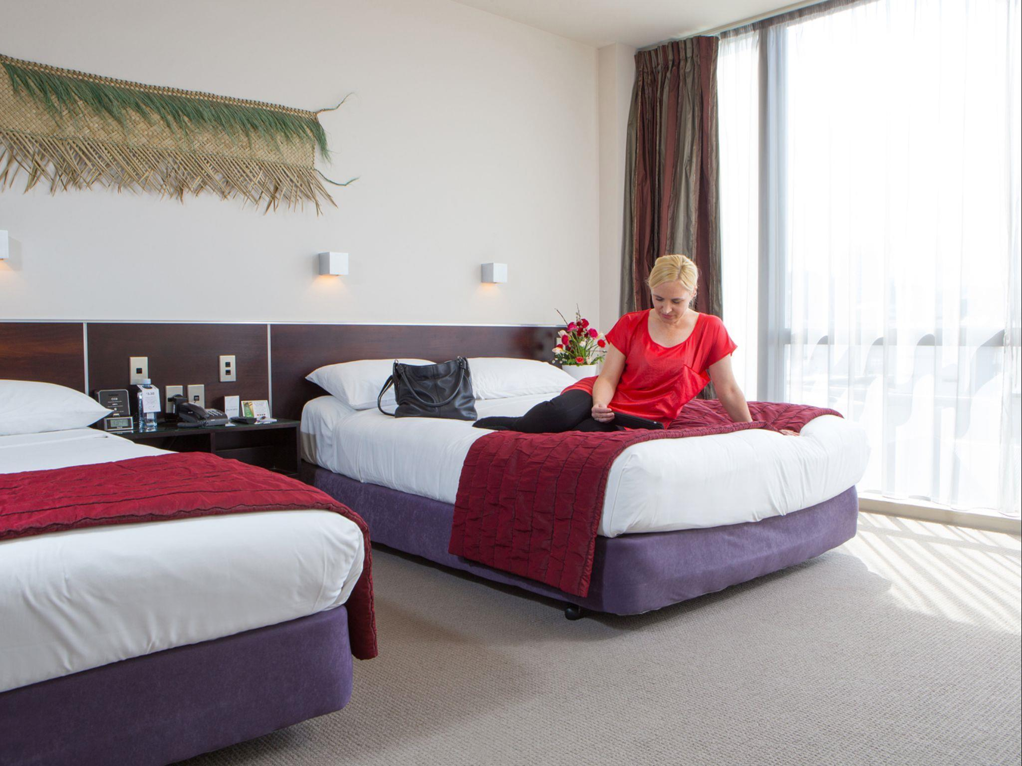 Special Offer - Queen Suite with Two Queen Beds