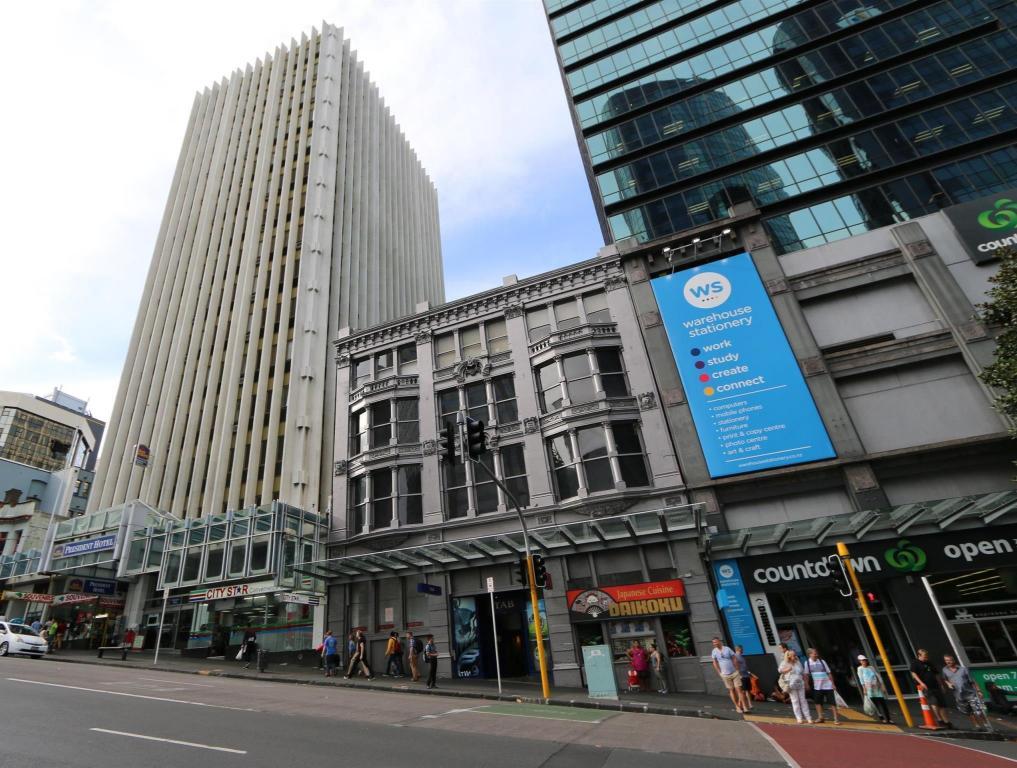 Best Western President Hotel Auckland Agoda
