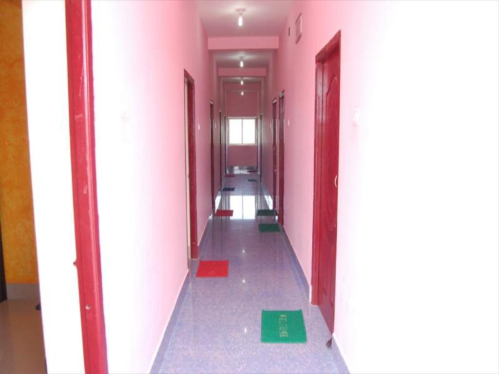 Interior view Hotel Brindavan Residency