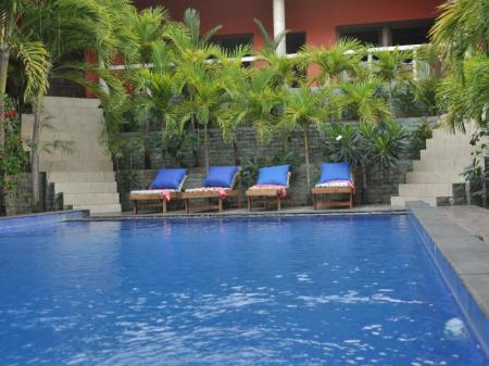 Swimming pool Crystal Ocean View Tulamben Hotel