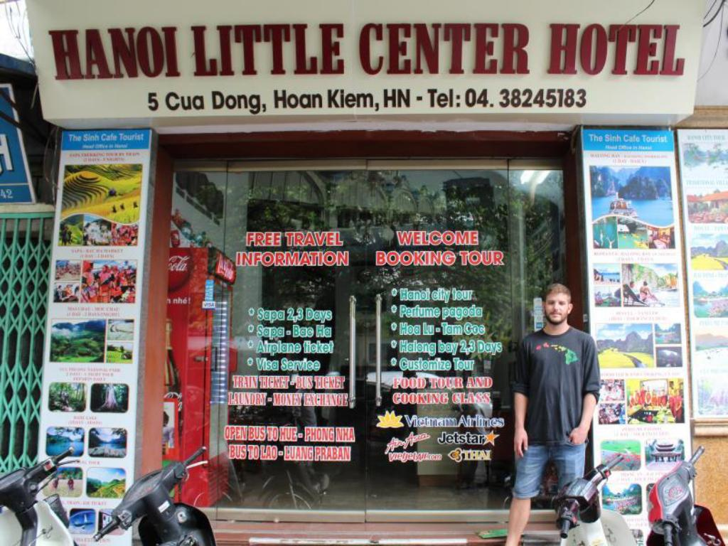 Meer over Hanoi Little Center Hotel