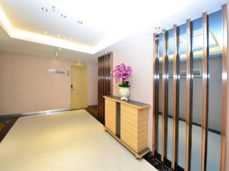 Vista interior City Comfort Inn Shantou Jinhu Road Branch