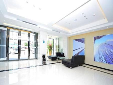 Vestíbul City Comfort Inn Shantou Jinhu Road Branch