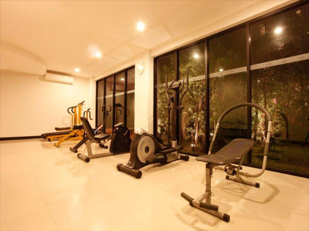 centre de fitness Phuvaree Resort