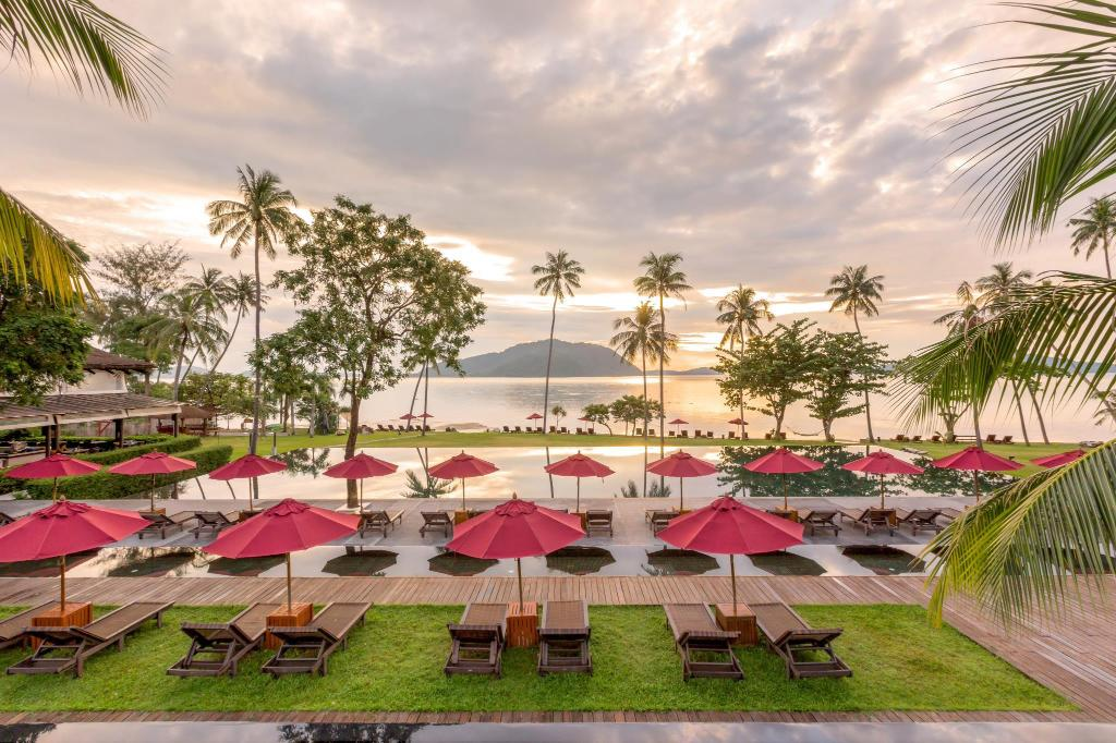 布吉維特度假酒店 (The Vijitt Resort Phuket)