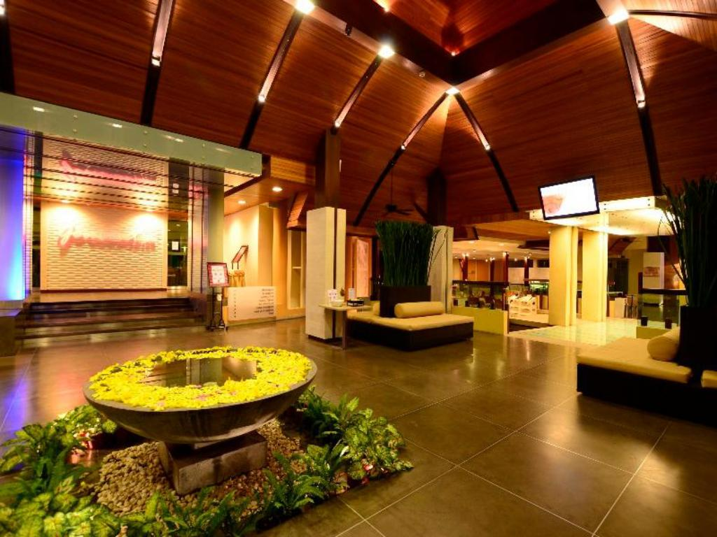 Lobby Springfield @ Sea Resort & Spa