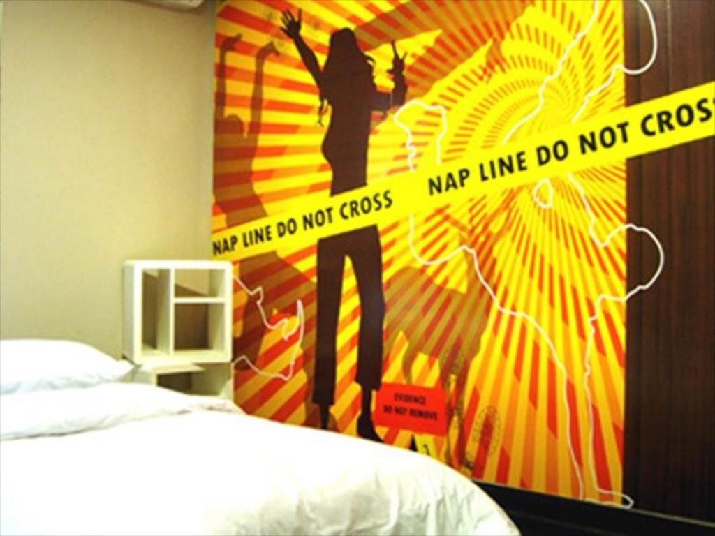 Single Room Take A Nap (Hostel)