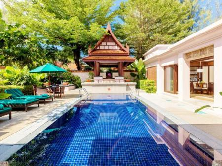 Signature Two-Bedroom Pool Villa - View Banyan Tree Phuket