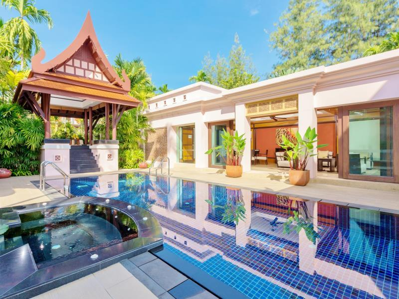 Grand Two-Bedroom Pool Villa