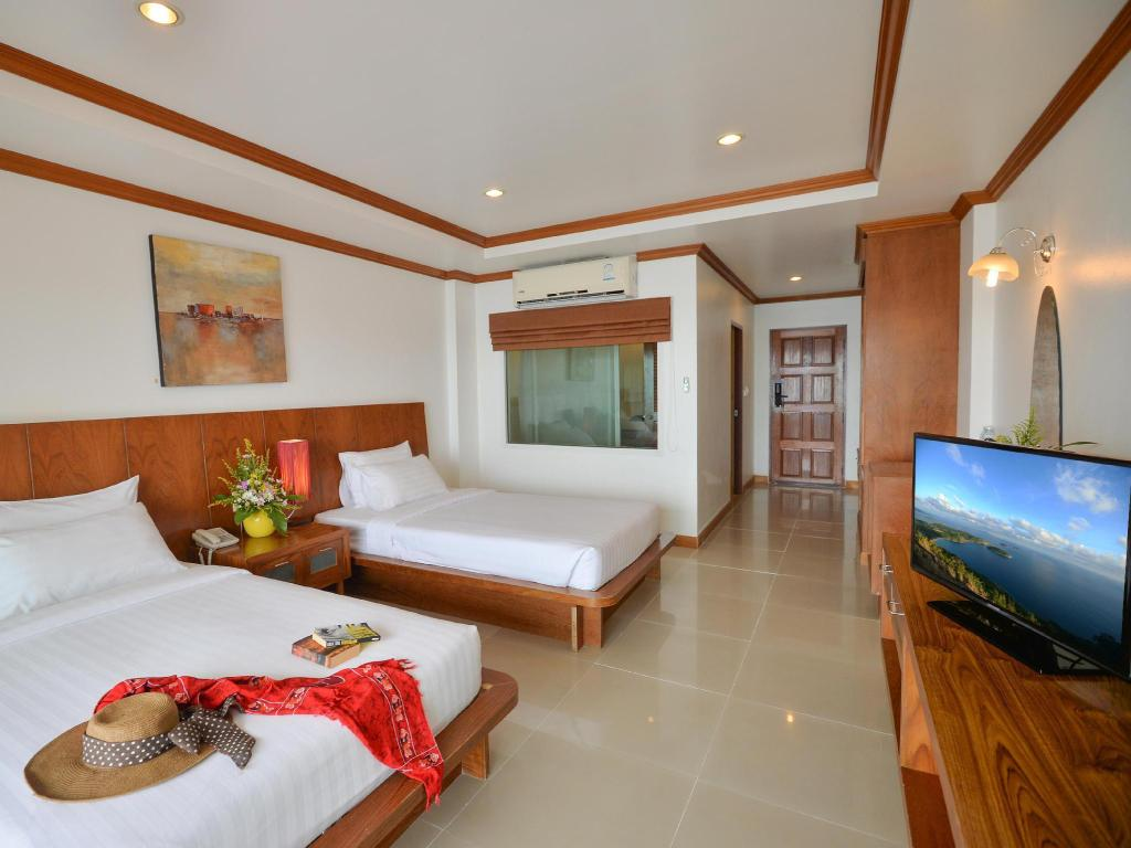 Standard Room Tri Trang Beach Resort by Diva Management