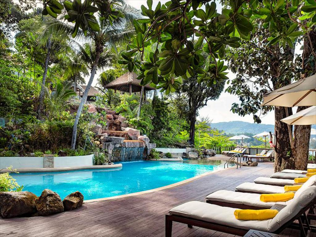Swimming pool [outdoor] Centara Villas Phuket Hotel