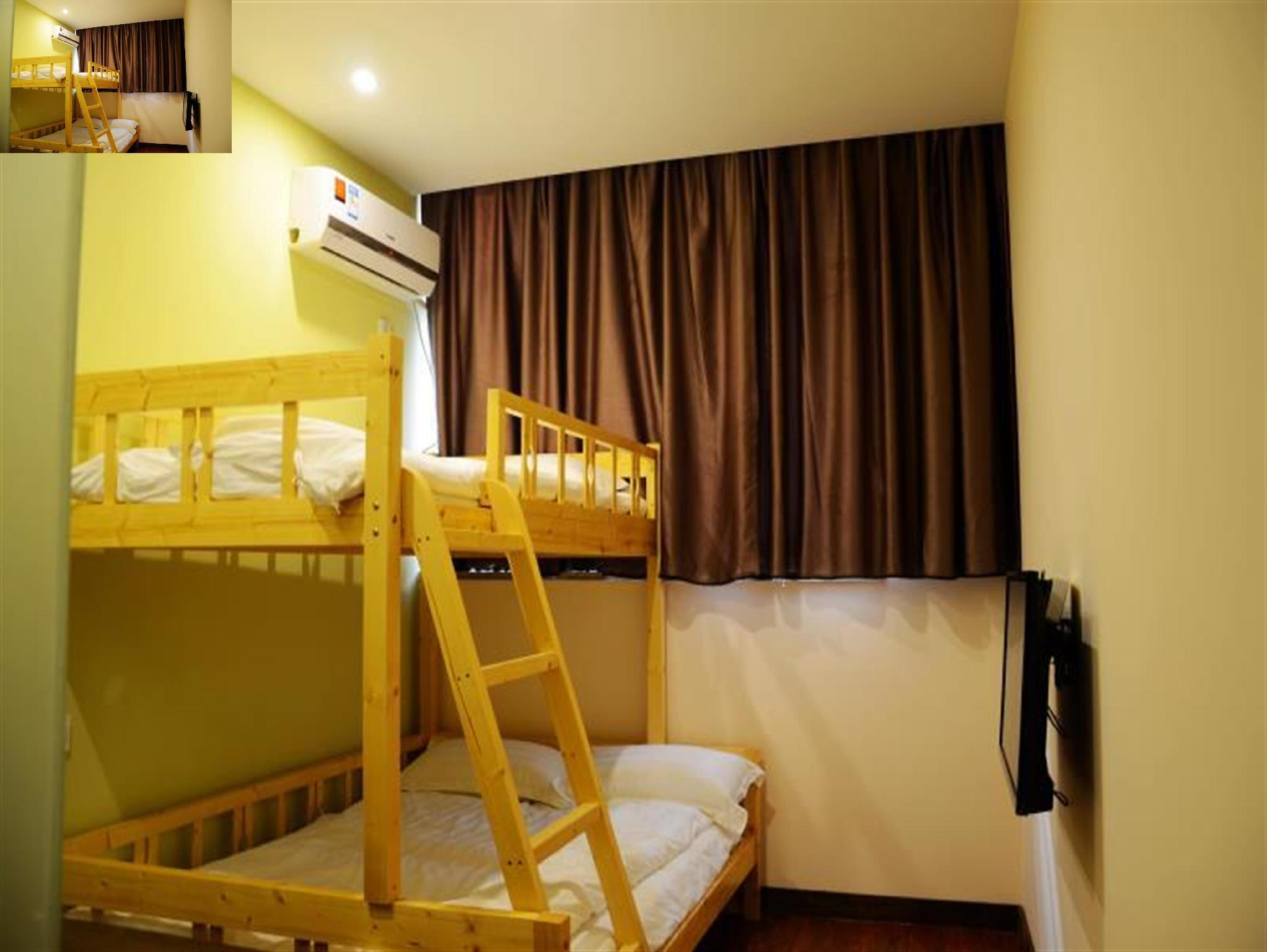 Habitació familiar (1 llit doble i 1 individual) (Family (1 Double Bed + 1 Single Bed))