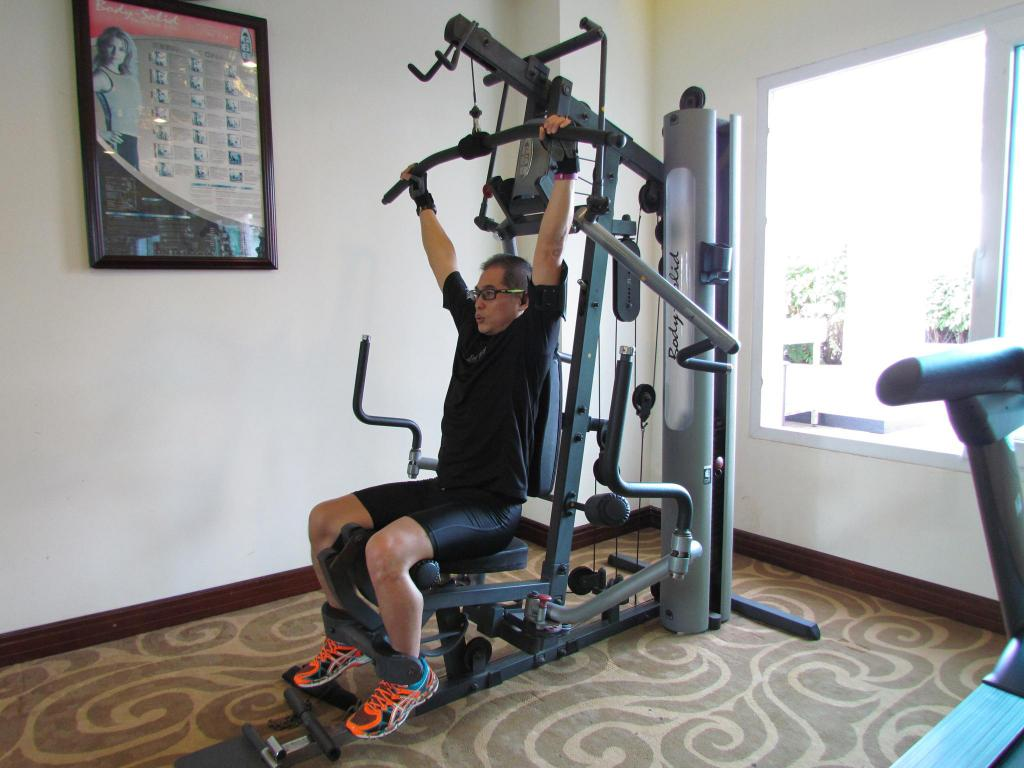 gym Pearl River Hotel
