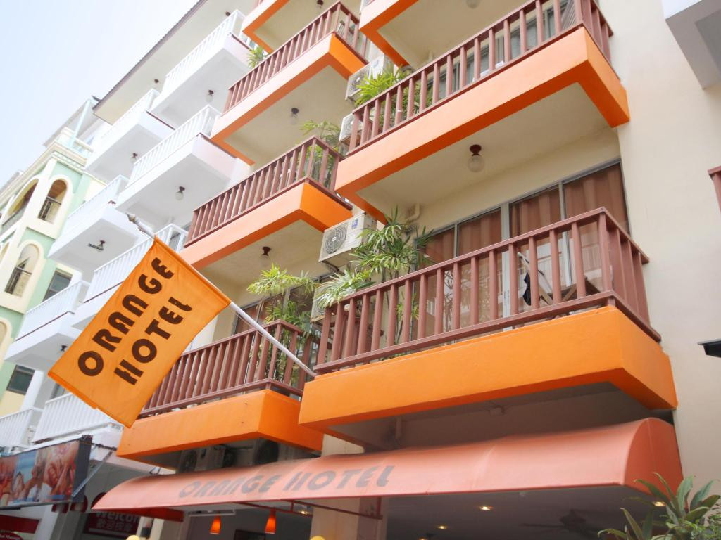 Meer over Orange Hotel