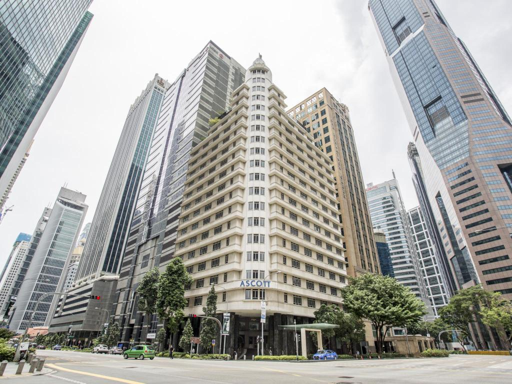 More about Ascott Raffles Place Singapore
