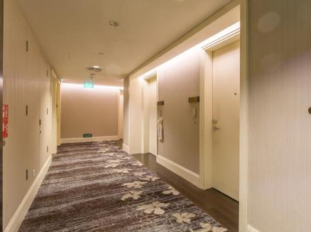Interior view Ascott Raffles Place Singapore