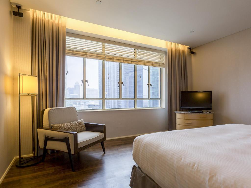 Cutler Suite Ascott Raffles Place Singapore