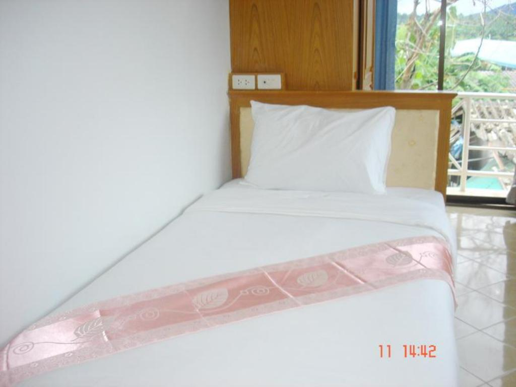 Standard 1 Single Bed - Bed Lamai Guesthouse