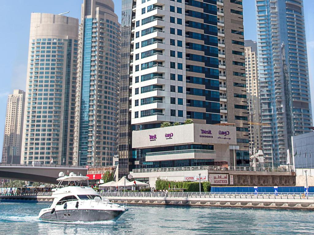 Best price on dusit residence dubai marina hotel in dubai for All hotels in dubai