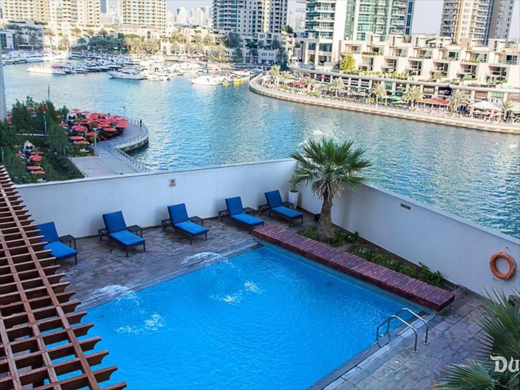 Best Price On Dusit Residence Dubai Marina Hotel In Dubai Reviews