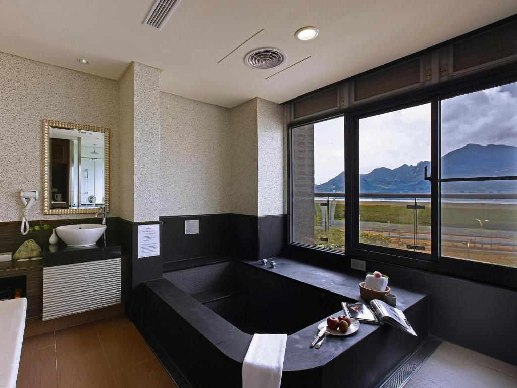 Koupelna Fullon Hot Spring Resort Tamsui