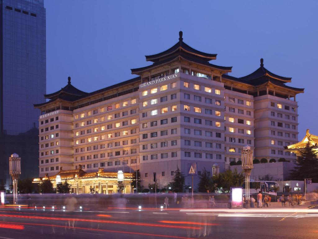 Grand Park Hotel Xian Reviews