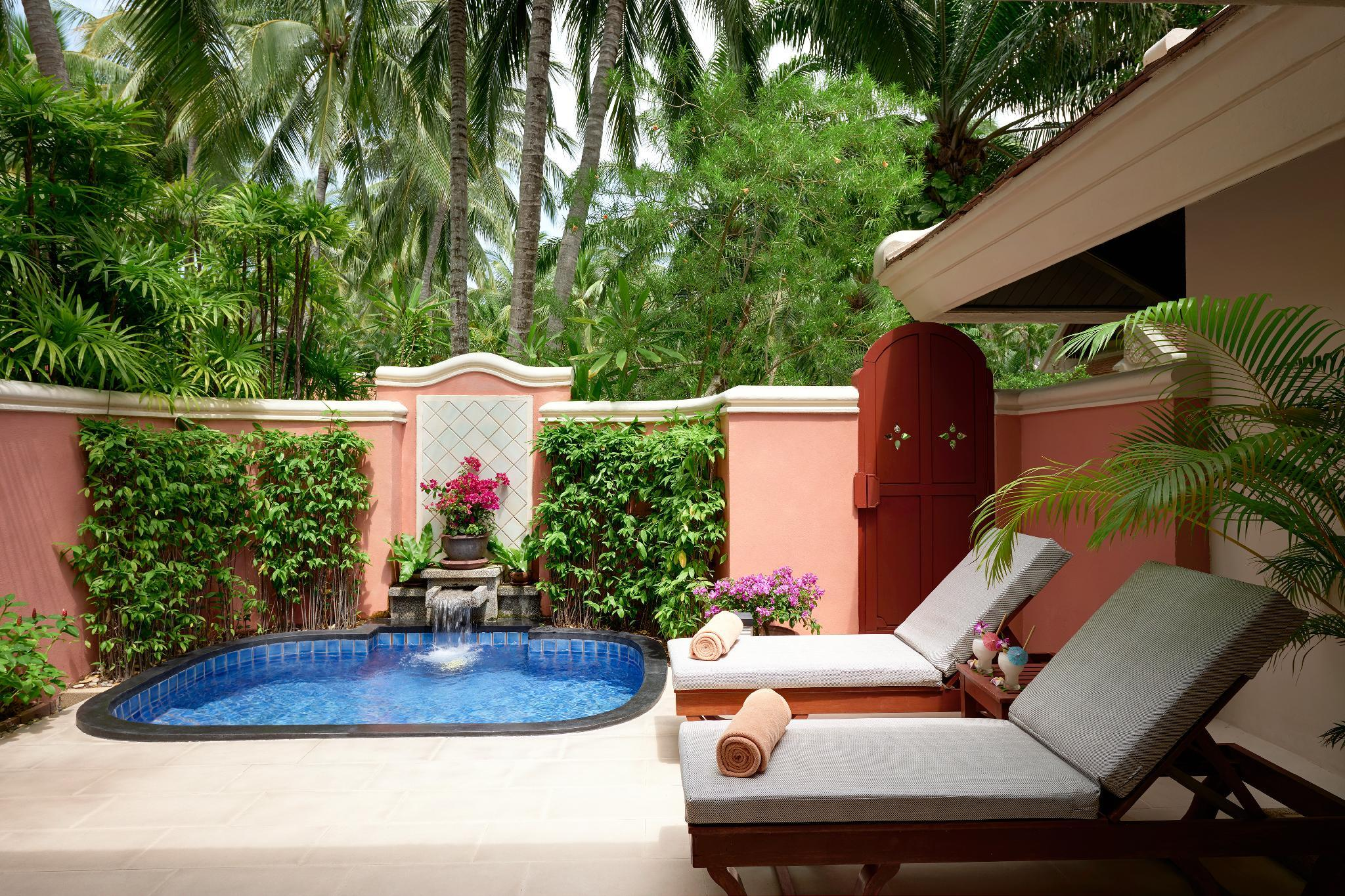 Villa Grand Deluxe med avsvalkningspool (Grand Deluxe Villa with Plunge Pool)