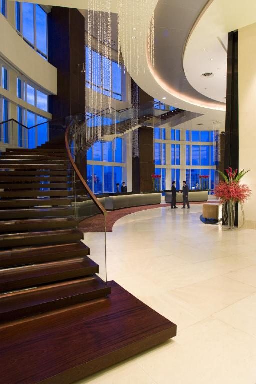 Lobby Centara Grand at Central World Hotel