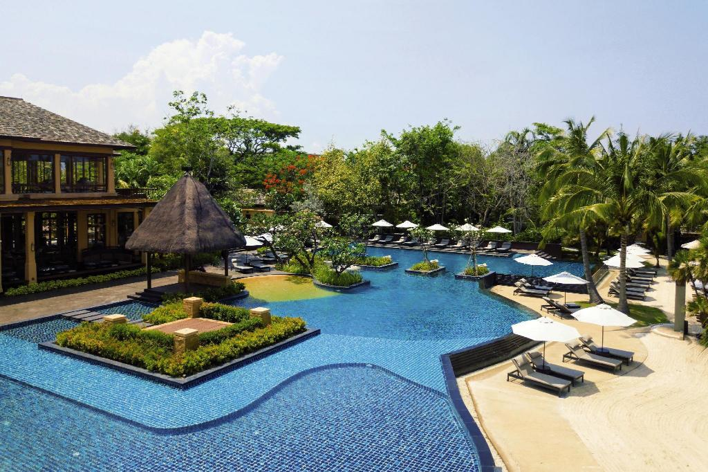 utomhuspool Movenpick Asara Resort & Spa Hua Hin
