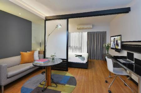 Studio Executive - Bed Citadines Sukhumvit 11 Bangkok