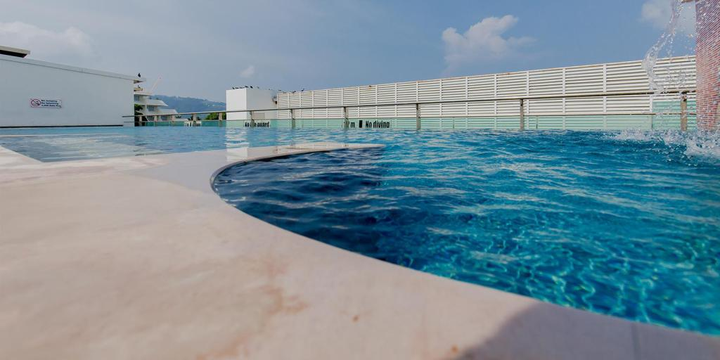 Swimming pool [outdoor] Aspery Hotel