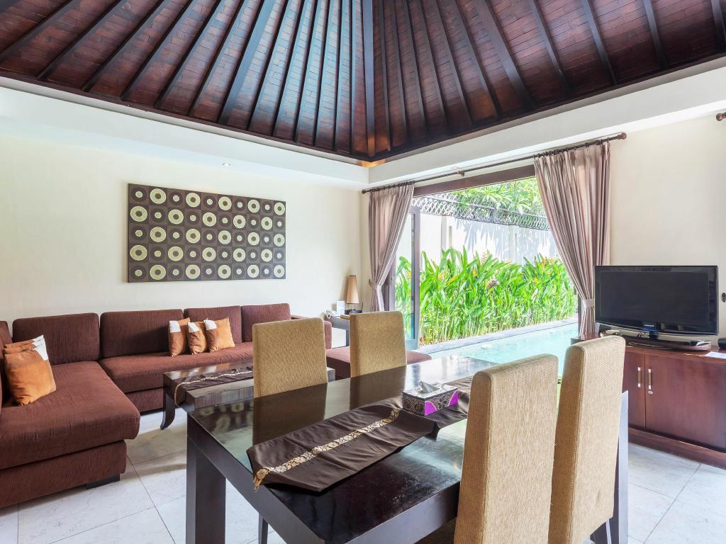 Tampilan interior The Seri Villas By Premier Hospitality Asia