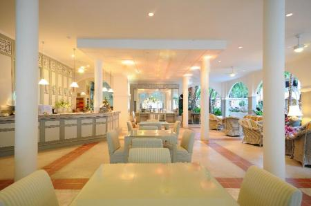 Lobby Anantasila Villa By The Sea