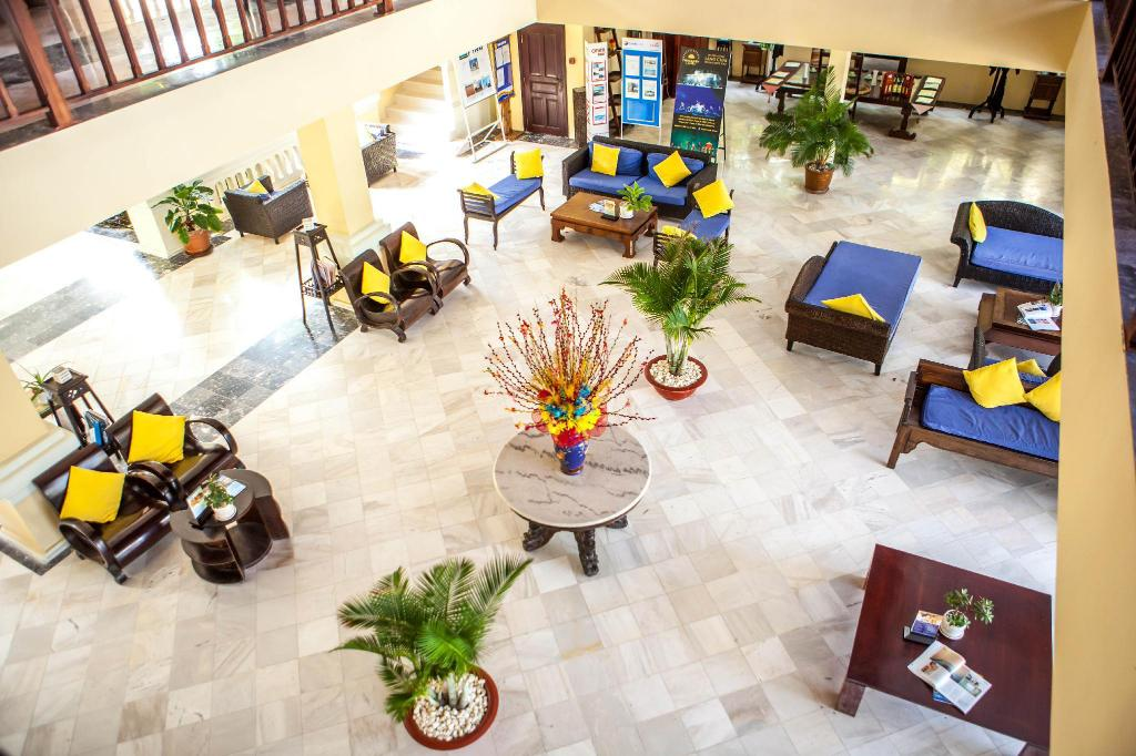Lobby Allezboo Beach Resort and Spa