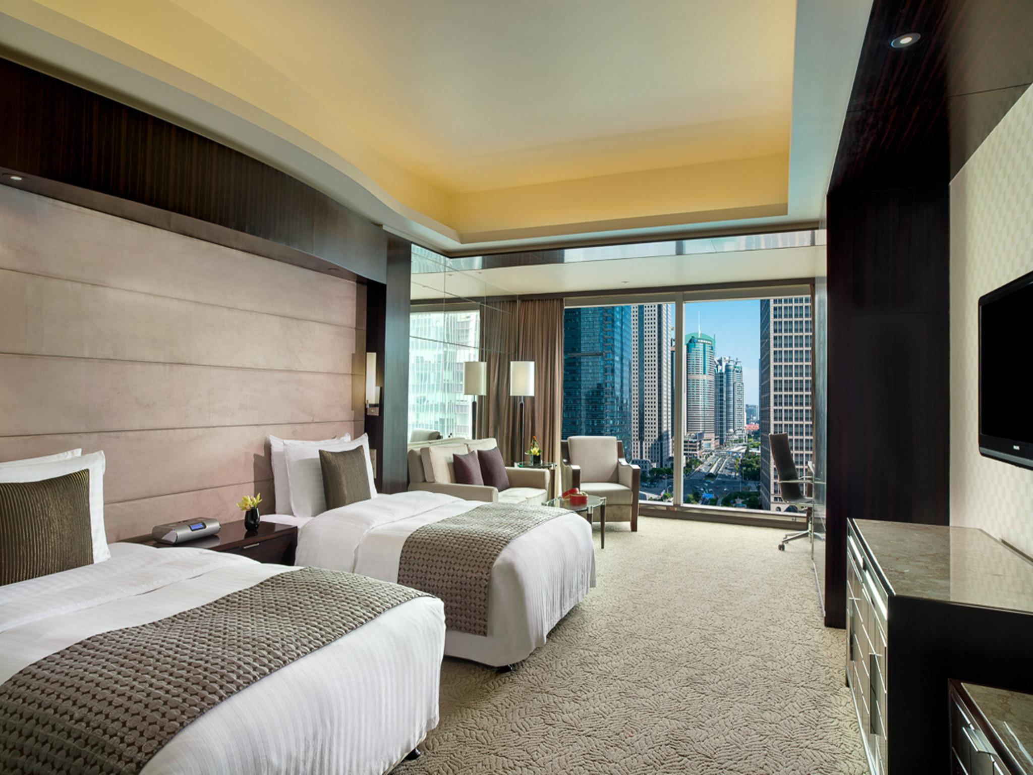 Rum Grand Executive med stadsutsikt (Grand Executive City View Room)
