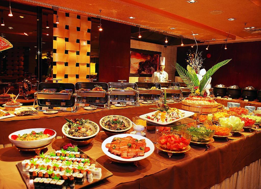 Mandarin hotel in guangzhou room deals photos reviews - Hotel mandarin restaurante ...