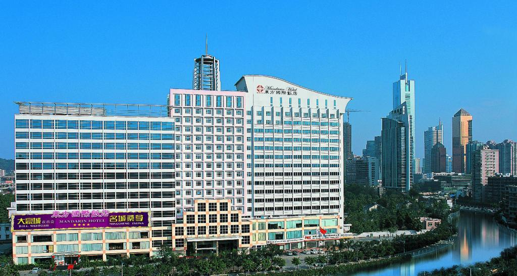 More about Mandarin Hotel