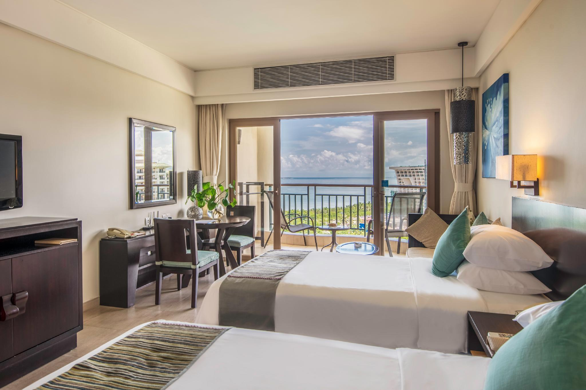 Phòng Deluxe hướng biển (Deluxe Ocean View Room)